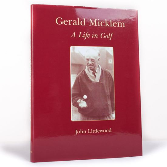 Gerald Micklem - A life in Golf