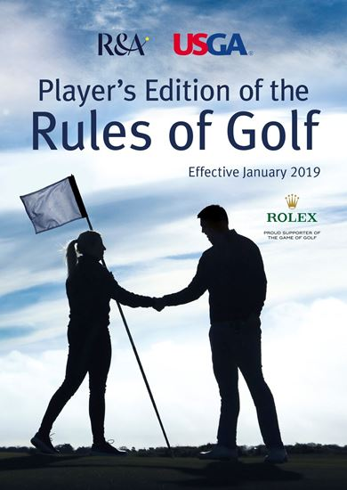The Player's Edition of the Rules of Golf 2019